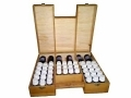 Essential Oil Kit in Wooden Box