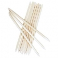 Orange Mixing Stick 10pcs