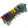 Wahl Clipper Comb Set Coloured-Tray