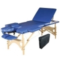 A Portable Massage Bed Table + Carry Bag