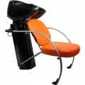 Buttercup - Backwash Shampoo Chair (Orange)