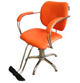 ROXY-Styling Chair Orange